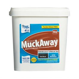 570109-Pond-Logic-MuckAway 16 scoops - 8 lbs