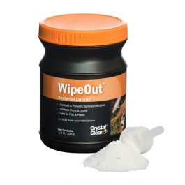 CC131-8-Crystal-Clear-WipeOut-Bacterial-Control-8oz