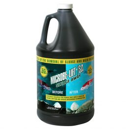 MLSAG-Microbe-Lift-1 gal. MICROBE-LIFT SA Liquid Sludge Away