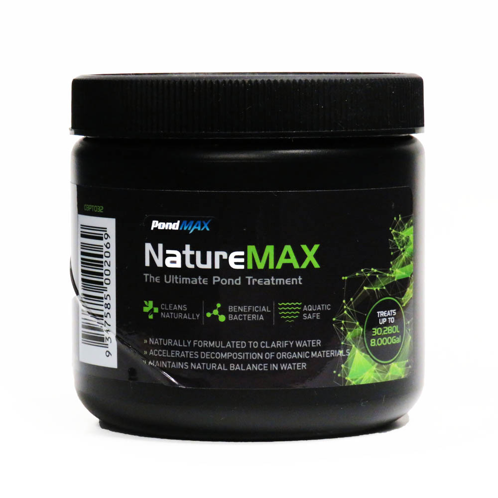 Pondmax naturemax nature s pond cleaner 1lb dry for Pond cleaner