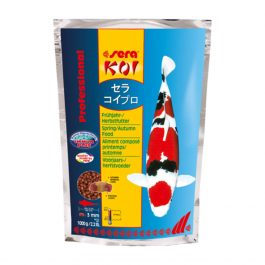 7012-Sera Koi Professional Spring Autumn food 1000 g