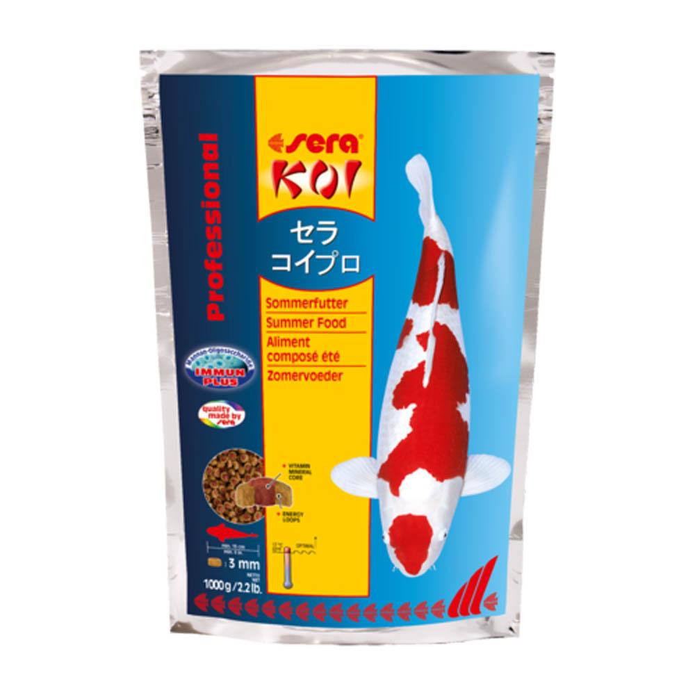 7015-Sera Koi Professional Summer Food 1000 g