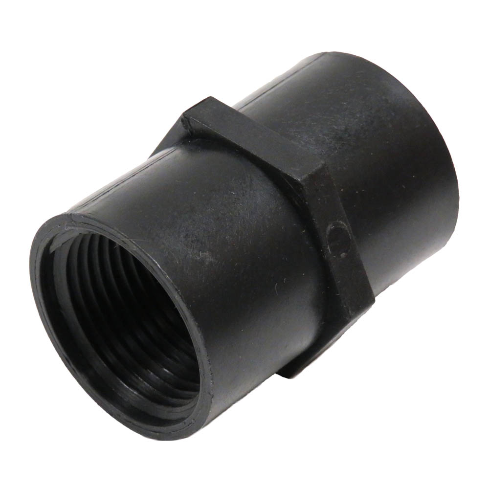 Female pipe coupling sheerwater pond supply