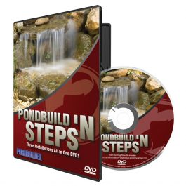 PB1441-Pondbuilder-DVD-Pond-Building-Steps