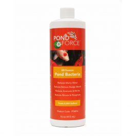PFAB16-Pond-Force-All Season Pond Bacteria 16oz