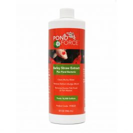 PFBS32-Pond-Force-Barley Straw Extract & Bacteria 32oz