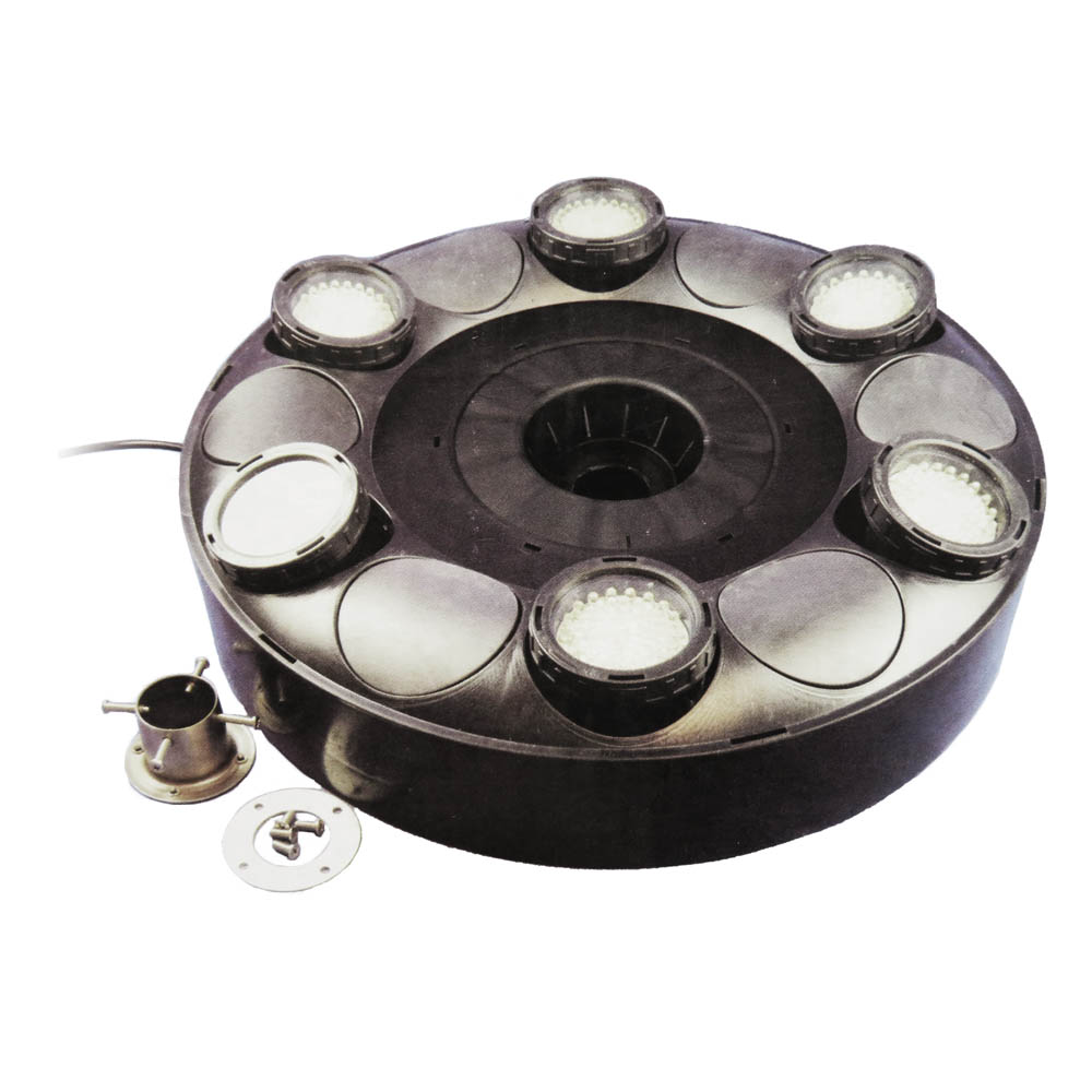 PJ2000-6C-Ornamental Floating Fountain