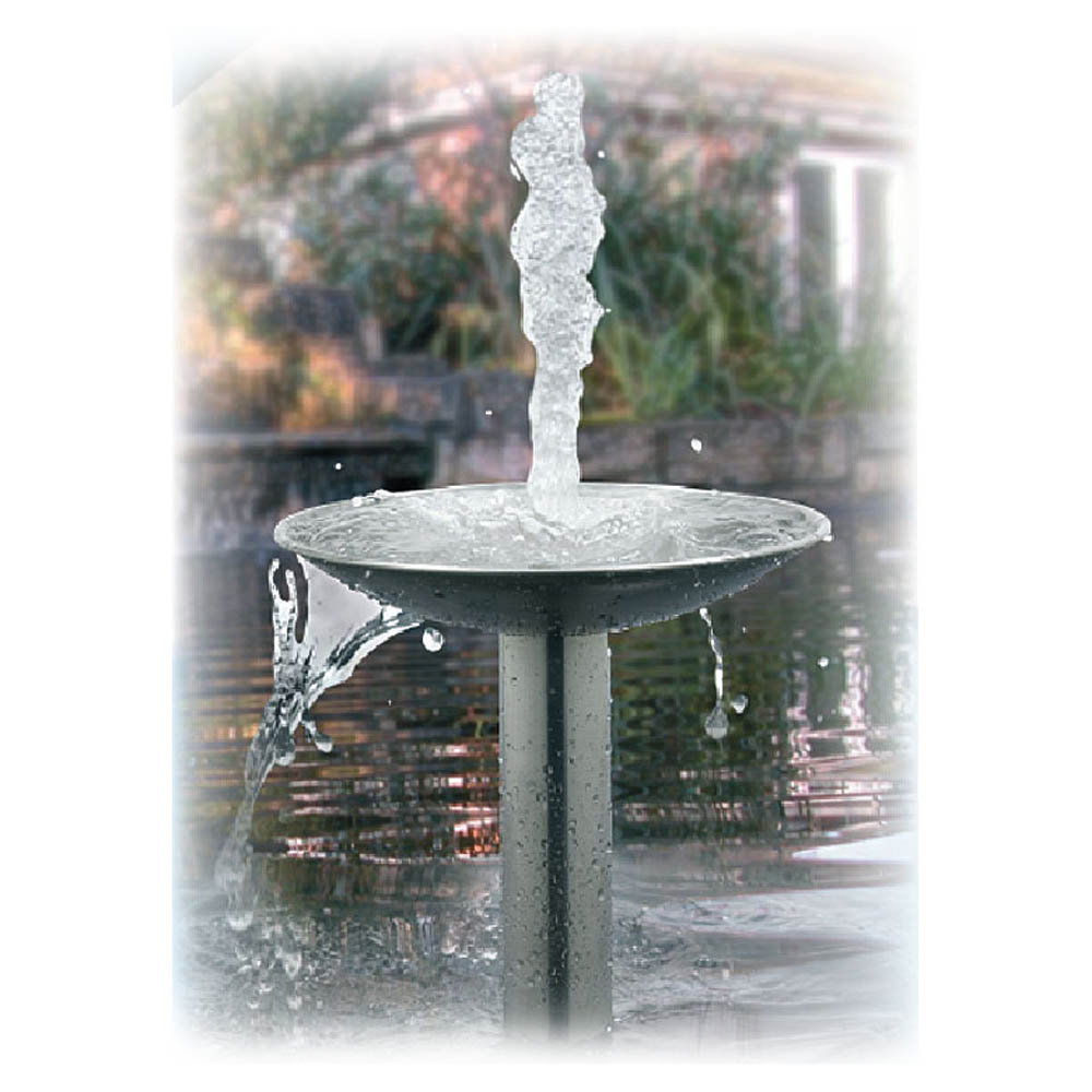 Stowasis calais collection clyde stainless steel for Ornamental fish pond supplies