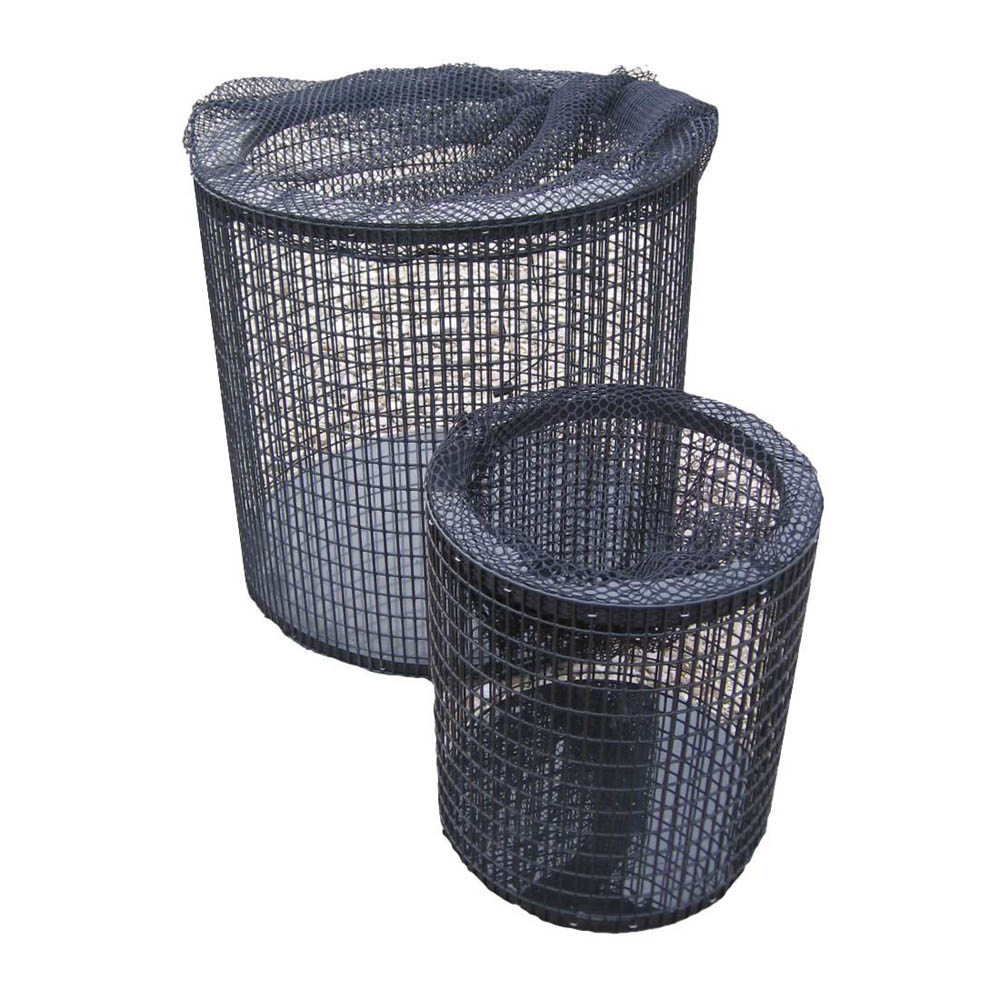 Pump screens large pump cage sheerwater pond supply for Garden pond pump filters