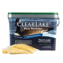 40-8205-Clearlake-24lb-Muck-Eliminator-with-Bags
